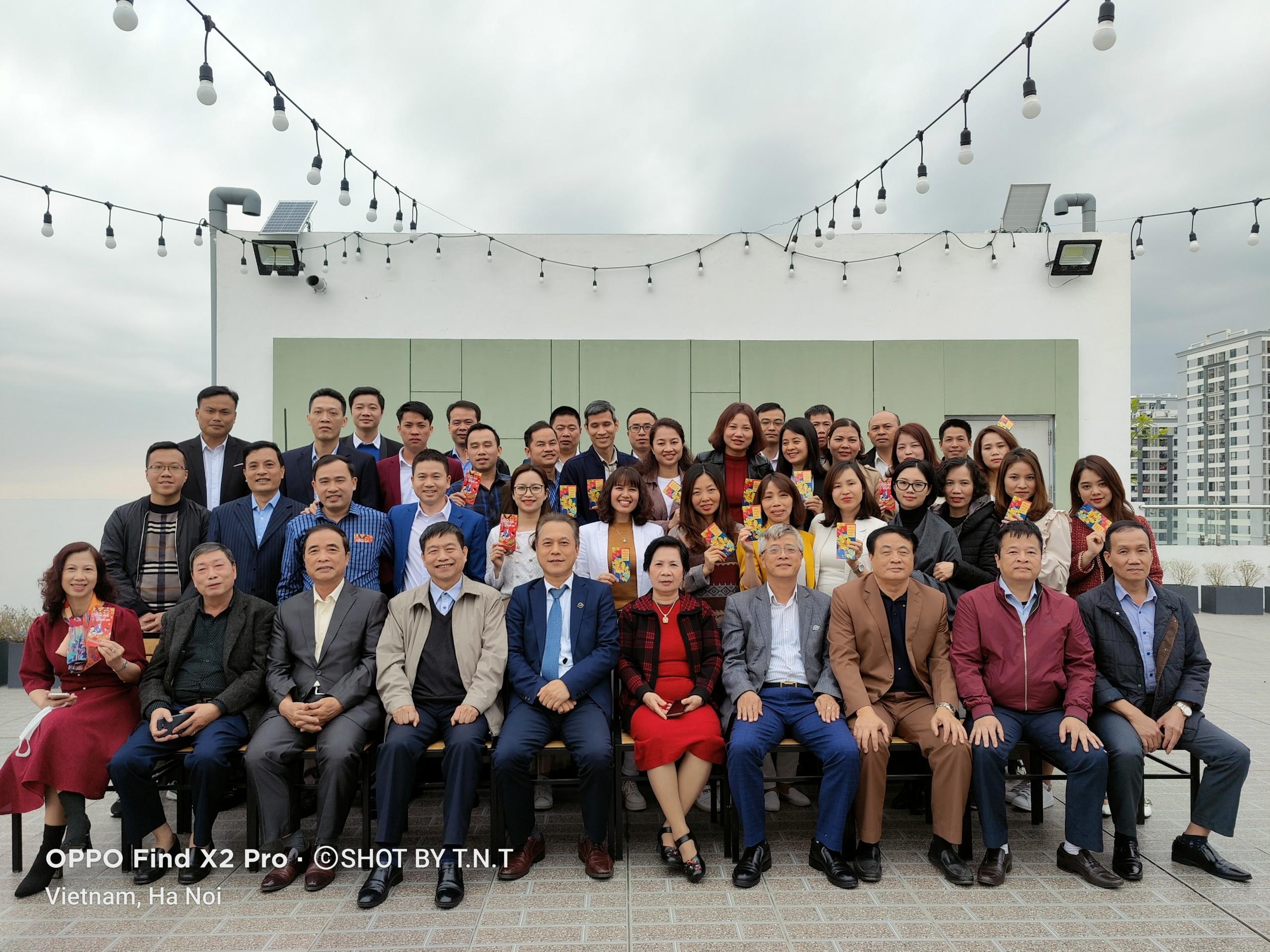 TELIN GROUP KHAI XUÂN NĂM MỚI 2021